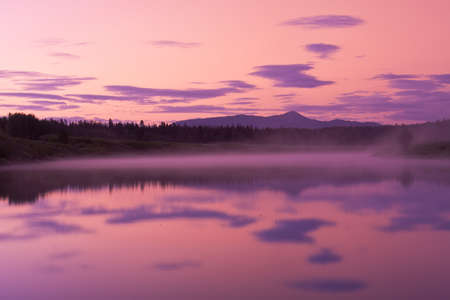 Before Dawn on the Snake River