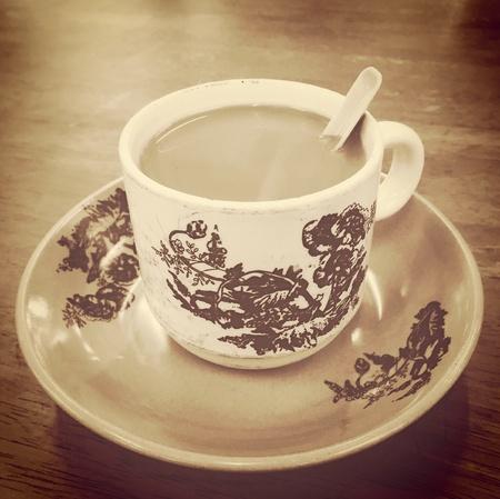 kopitiam: Old charm milk tea brings back the taste of old kopitiam in Kuala Lumpur