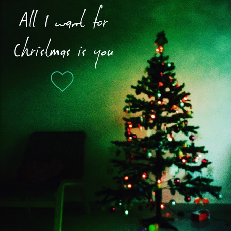 wish: Missing someone on Christmas Day? This is one Christmas wish you can post on your social media :