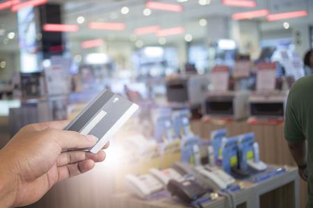 Credit Card,Shopping Standard-Bild