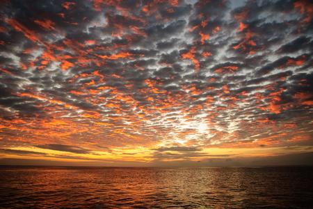 galapagos: Spectacular Sunset in the Galapagos