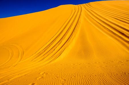 sand dunes: Sand dunes of Namibia