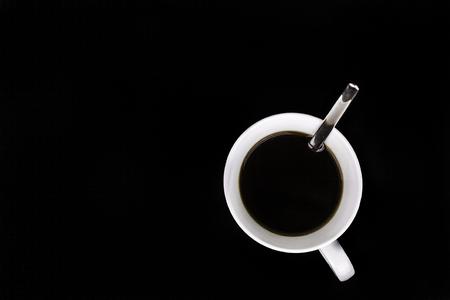 커피 한 잔 스톡 콘텐츠