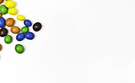 여러 가지 빛깔의 사탕 땅콩 스톡 콘텐츠 - 86322004