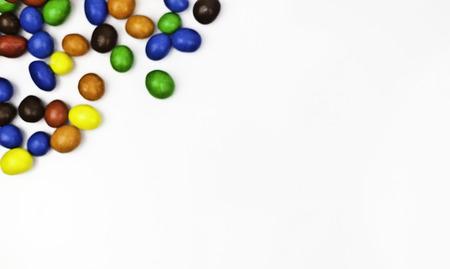 여러 가지 빛깔의 사탕 땅콩 스톡 콘텐츠 - 86322005
