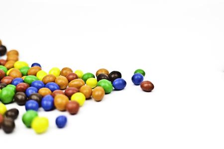 여러 가지 사탕 땅콩 스톡 콘텐츠