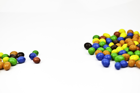 여러 가지 사탕 땅콩 스톡 콘텐츠 - 86936411