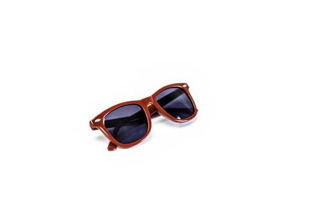 빨간색 선글라스 IV 스톡 콘텐츠 - 86566770