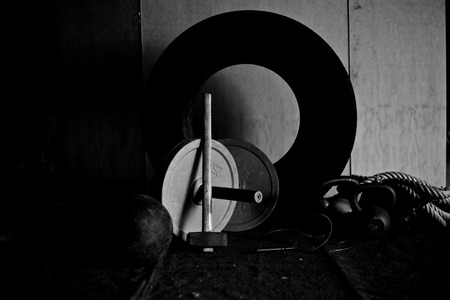 Crossfit Gym Equipment III