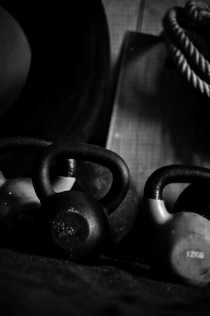 crossfit Gym Equipment II