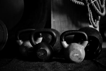 Crossfit Gym Equipment I