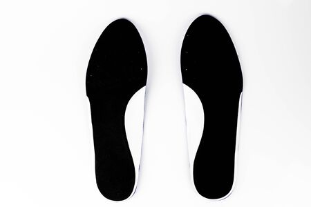 insoles / insoles for sports shoes 스톡 콘텐츠 - 142830588