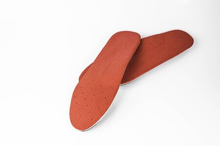 insoles /insoles for sports shoes Stock Photo