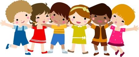 trẻ em: con cái Hình minh hoạ