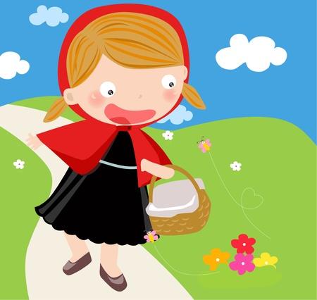 florecitas: chica