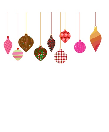 Bola de Navidad Foto de archivo - 9775342