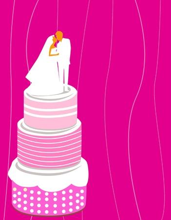 tier: wedding cake