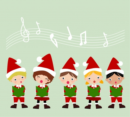 Cuento de Navidad  Foto de archivo - 9775317