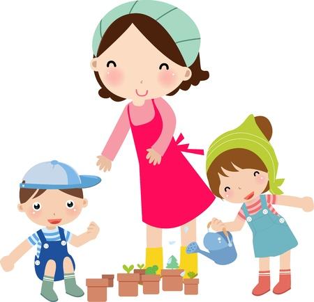 werkende moeder: Zoete dag
