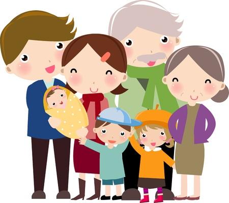 estendido: Extended Family