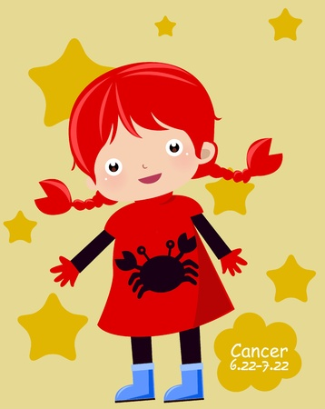 Cancer Child - (3 of 12)  Vector