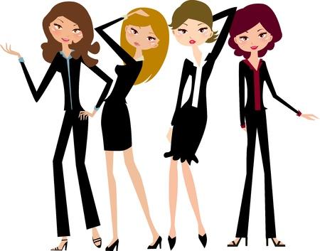 formalwear: Office Girl