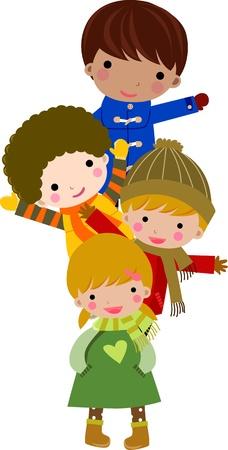 quattro figli