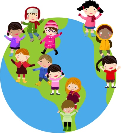 world group: kids