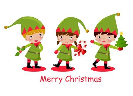helpers: cute elf