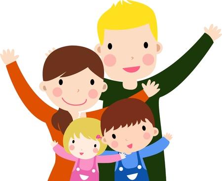 familia unida: familia