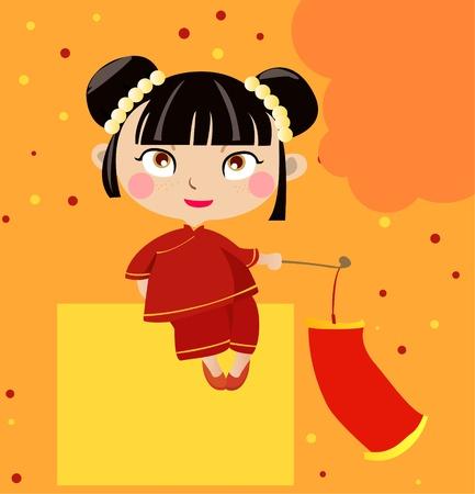 traditonal: china girl