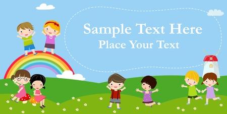 kids Stock Vector - 12777029