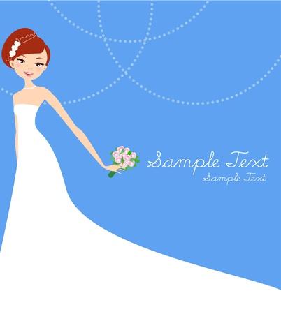 beauty queen: bride