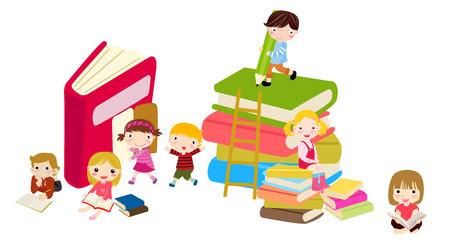 Libros de niños y
