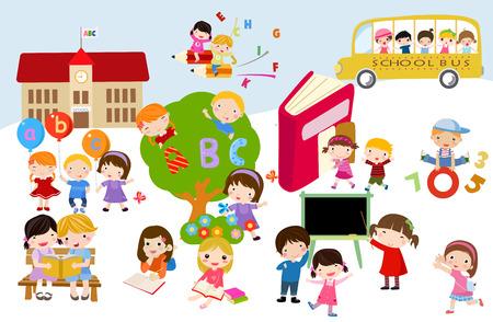 Kinderen en de school