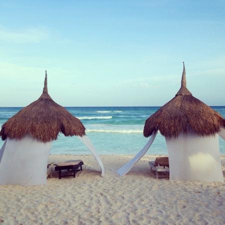 Peaceful at the beach
