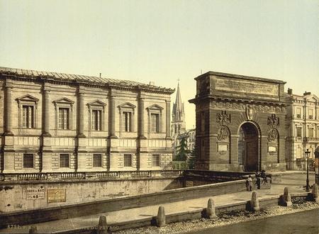 Beyron Gate, Montpelier, France