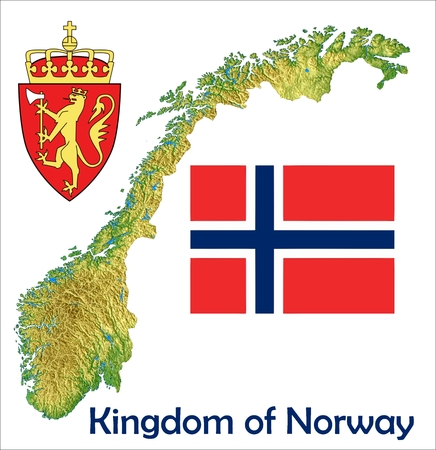 sweden map: Sweden map flag coat