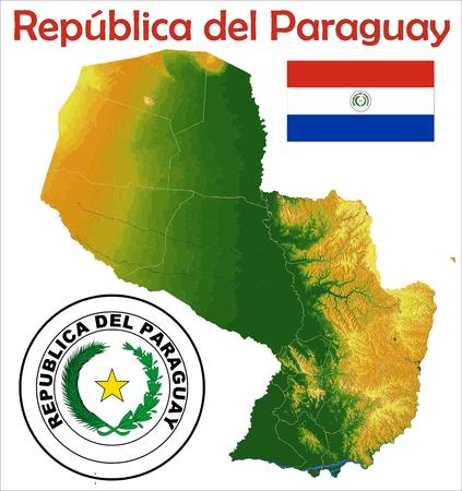 frag: Uruguay map frag coat