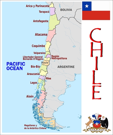 administrative divisions: Chile administrative divisions
