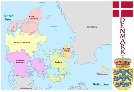 Denmark administrative divisions