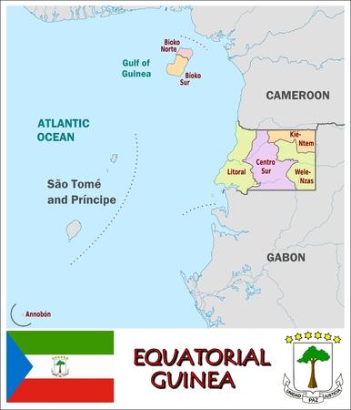 Equatorial Guinea administrative divisions