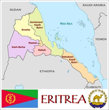 rn: Eritrea administrative divisions