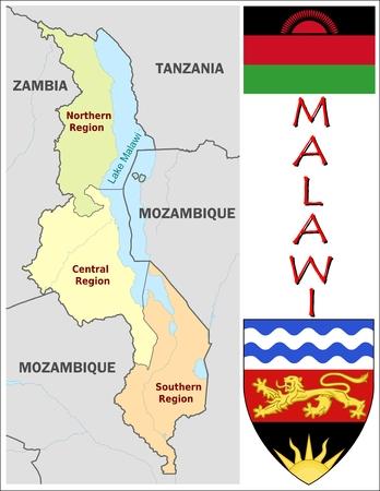 マルタの地方行政区画