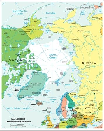 Arctic Region political
