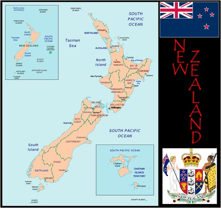 New Zealand administrative divisions