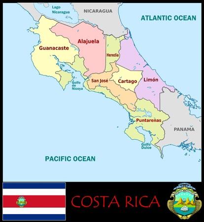Panama administratieve afdelingen