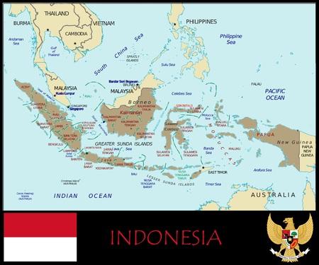 Indonesische administratieve afdelingen