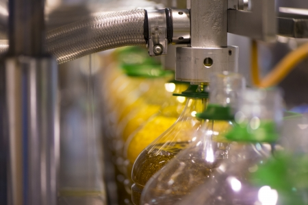 handling: Olive oil factory, Olive Production