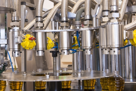 food industry: Olive oil factory, Olive Production